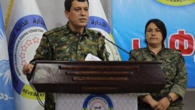 "Photo of تصريح رسمي لقائد قوات ""قسد"" يحسم الجدل حول إمكانية إجراء حوار مع نظام الأسد"