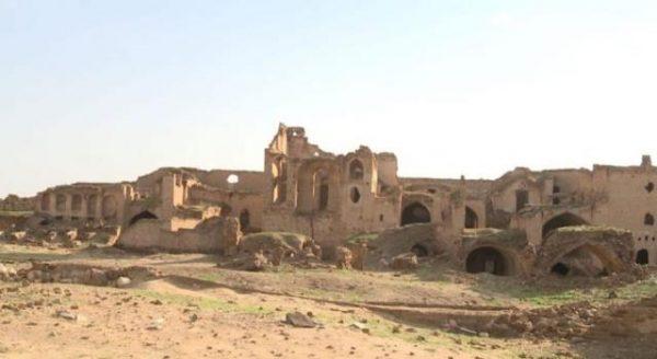 صورة نشرتها وكالة الأنباء العراقية لمملكة الحيرة
