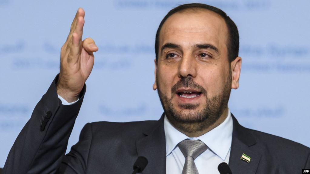نصر الحريري يزف بشرى للسوريين