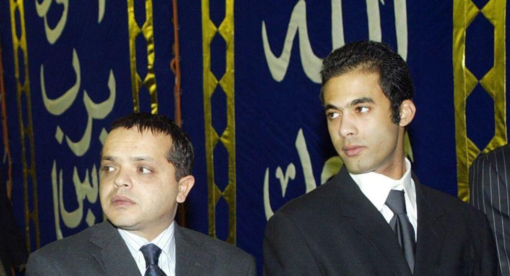 هيثم زكي مع محمد هنيدي