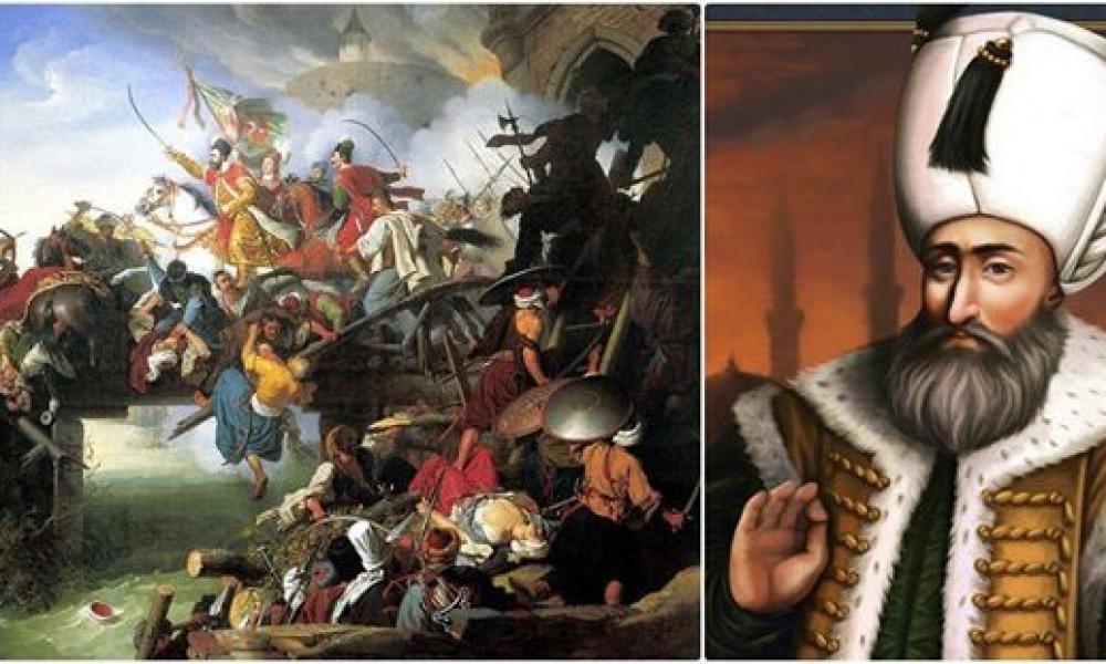 السلطان سليمان القانوني