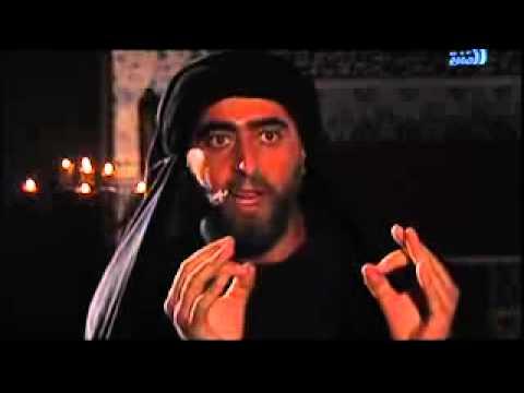 الممثل السوري باسم ياخور في دور أبو مسلم الخراساني