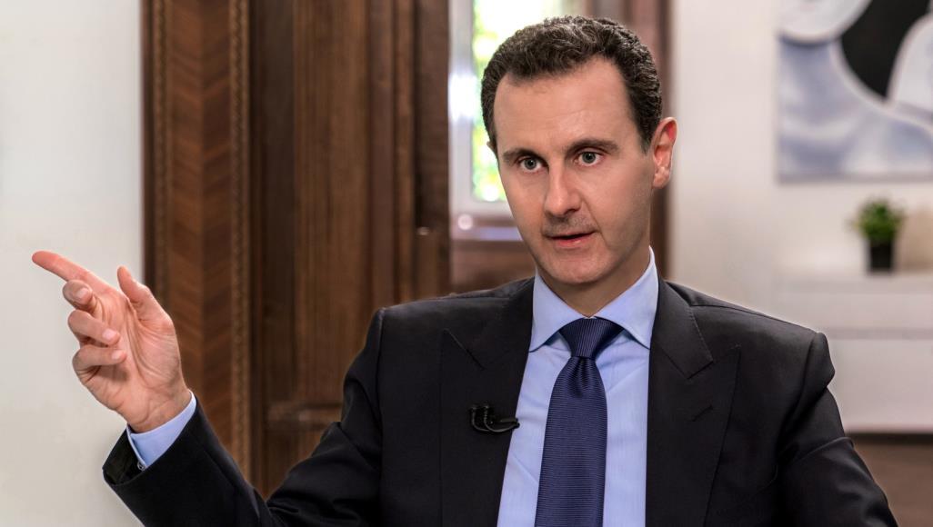 رئيس النظام السوري بشار الأسد (إنترنت)