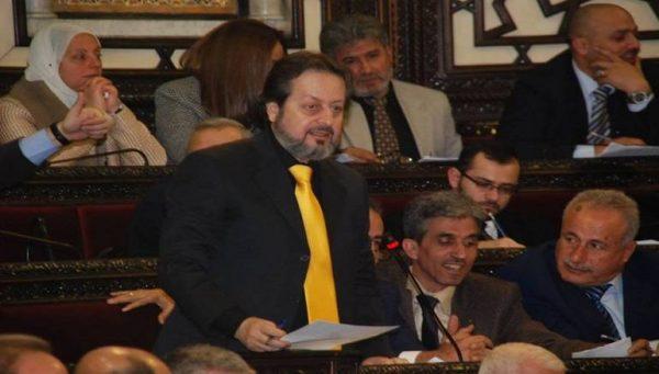 النائب في برلمان النظام السوري نبيل صالح