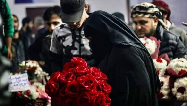 والدة عبد الباسط الساروت