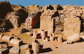 صورة لبقايا مملكة كندة