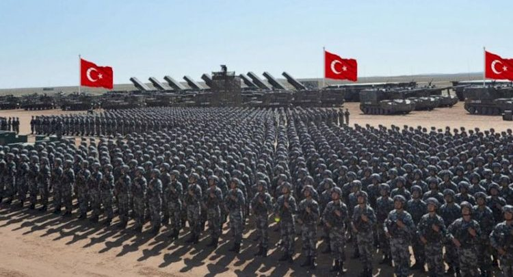 "Photo of مقارنة بين الجيش التركي والروسي.. في سوريا للجغرافيا كلمتها.. ووزير الدفاع آكار يعلق على إمكانية ""المـ.ـواجـ.ـهة مع روسيا"""