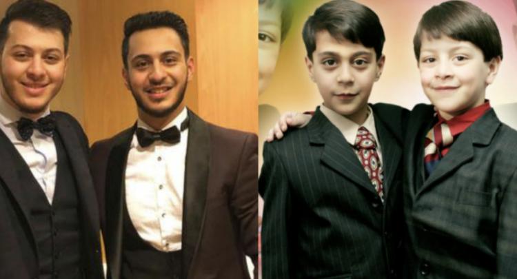 Photo of أصبح شاباً وسيماً.. الوليد مقداد يخطب.. وشقيقه المعتصم: أسطورتي كبر وخطب