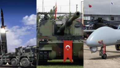 """Photo of شاهد.. صحيفة تركية تكشف أنواع الأسـ.ـحـ.ـلة الجاهزة للاستخدام ضـ.ـد الأسد.. و10 آلاف من الجيش التركي ينتظرون """"ساعة الصفر"""""""