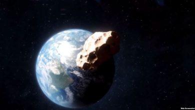 """Photo of ناسا تحـ.ـذر: كويكب يهـ.ـدد الأرض بـ""""شتاء نووي"""".. وتفاعل الروس مع صورة بوتين بالمصعد غير متوقع (فيديو)"""