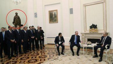 Photo of كاترينا الثانية.. قصّة صاحبة التمثال الذي ظهر خلف الوفد التركي وأثار الجدل.. وهذا ما قاله أردوغان للافروف وتسبب بتفاعل عبر الشبكات الاجتماعية (فيديو)