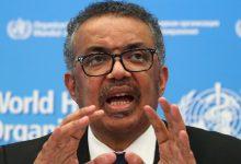 Photo of مدير منظمة الصحة العالمية يحذر: جائحة كورونا لن تنتهي قريبًا