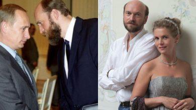 """Photo of موقع بريطاني: هذه حكاية """"مصرفي بوتين"""" وزوجته الكونتيسة اللذين عـ.ـارض الرئيس الروسي زواجهما"""