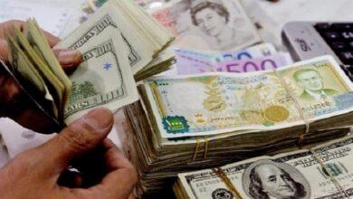 Photo of انخفاض طفيف للدولار مقابل الليرة السورية واستقرار للتركية