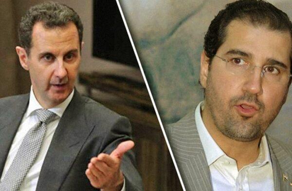 الأسد ومخلوف