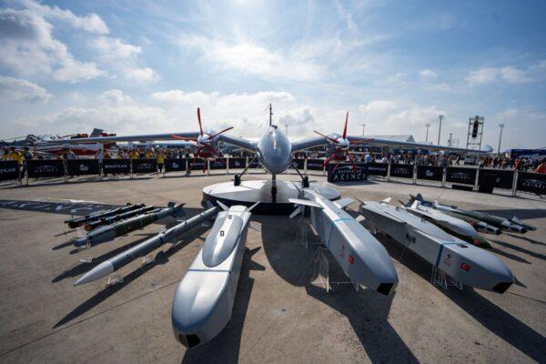 الطائرة التركية المسيرة الجديدة أقنجي (إنترنت)