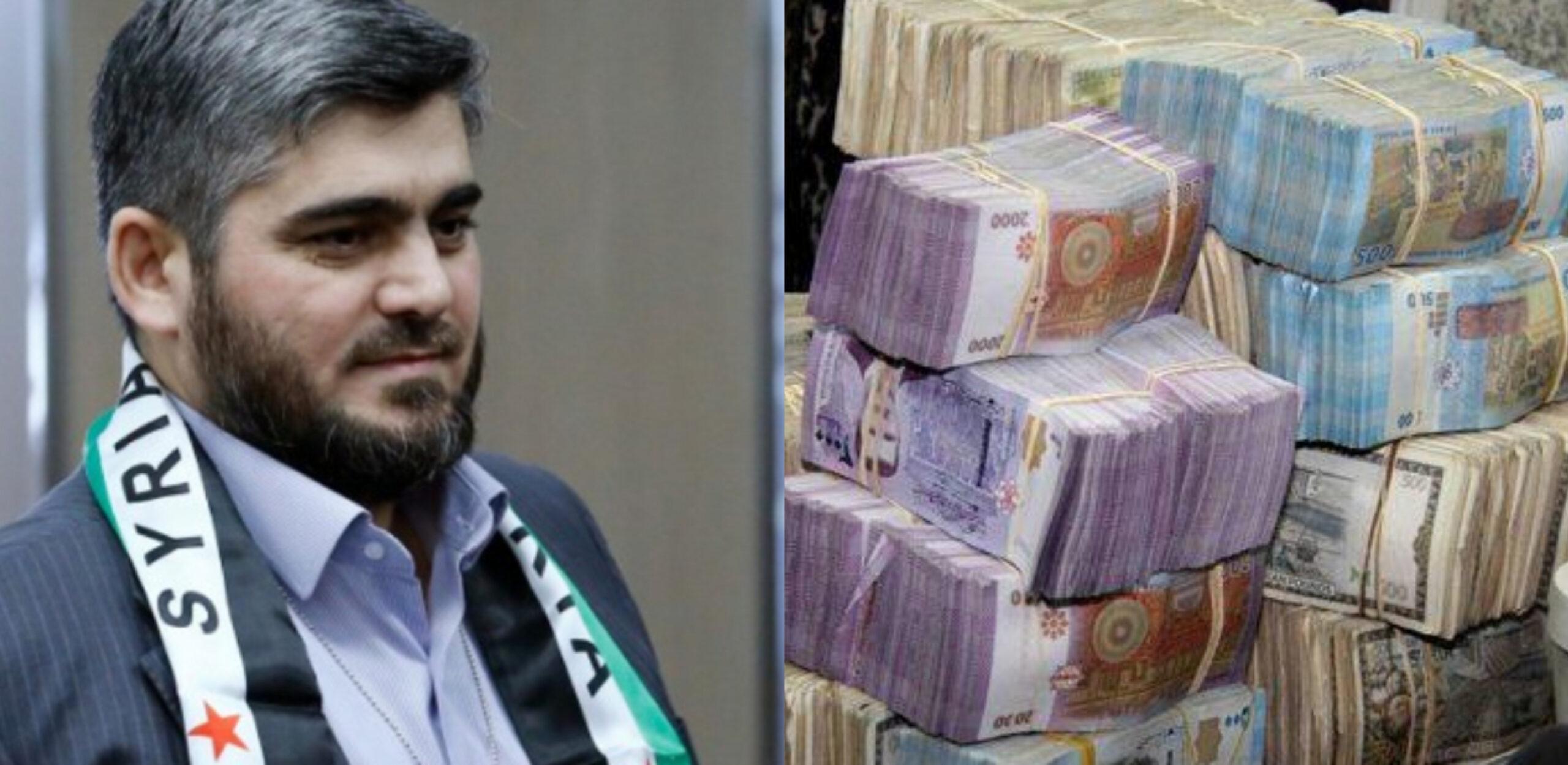 الليرة السورية محمد علوش