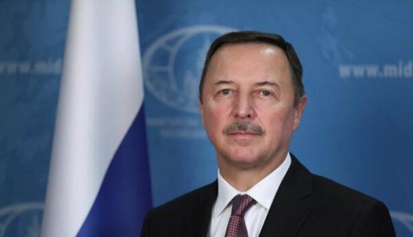 مبعوث بوتين الجديد إلى سوريا ألكسندر يفيموف (إنترنت)