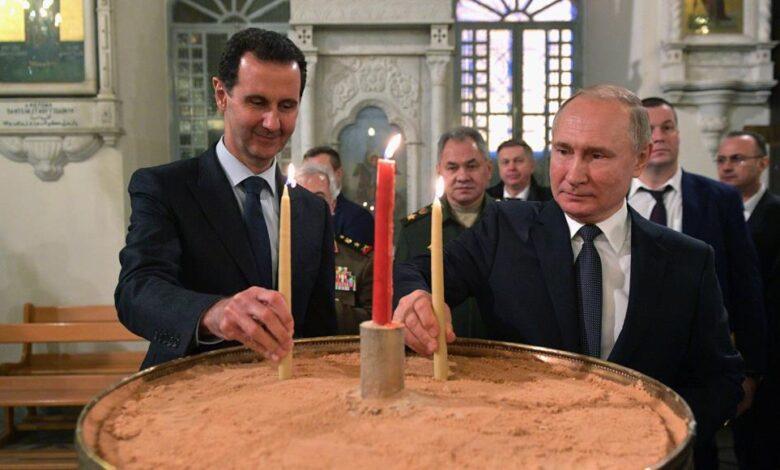 Photo of طرد الأسد من السلطة لن يكون على يد أردوغان بل بوتين.. ذا ديلي بيست: روسيا تنقلب على إيران والأسد