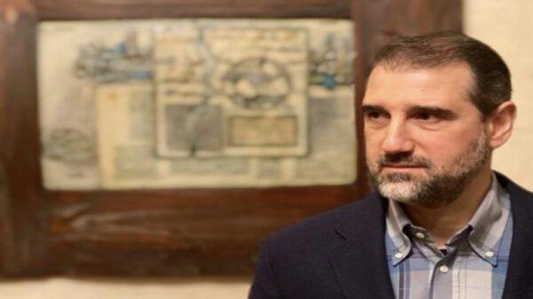 رامي مخلوف رجل الأعمال السوري وابن خال رأس النظام بشار الأسد