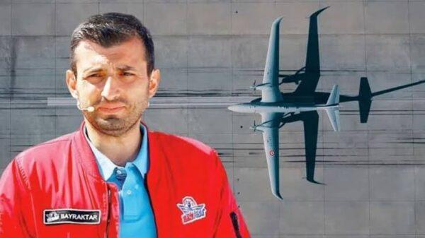 المهندس التركي سلجوق بيرقدار مهندس الطائرات المسيرة التركية
