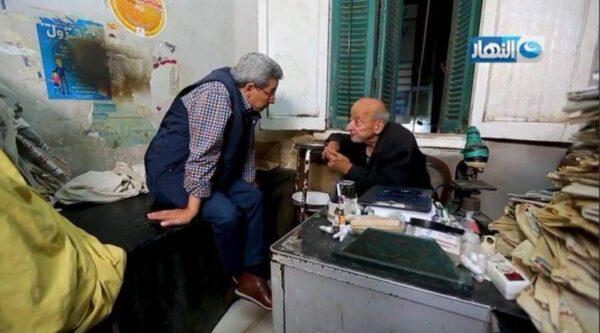 طبيب الغلابة ومحمود سعد