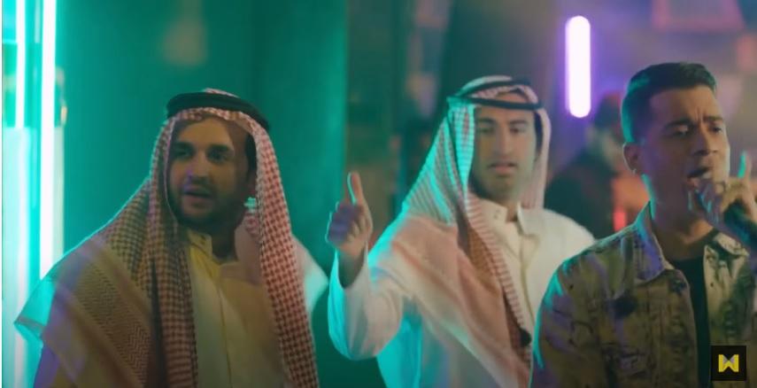 عمر ودياب يثير غضب الخليجيين