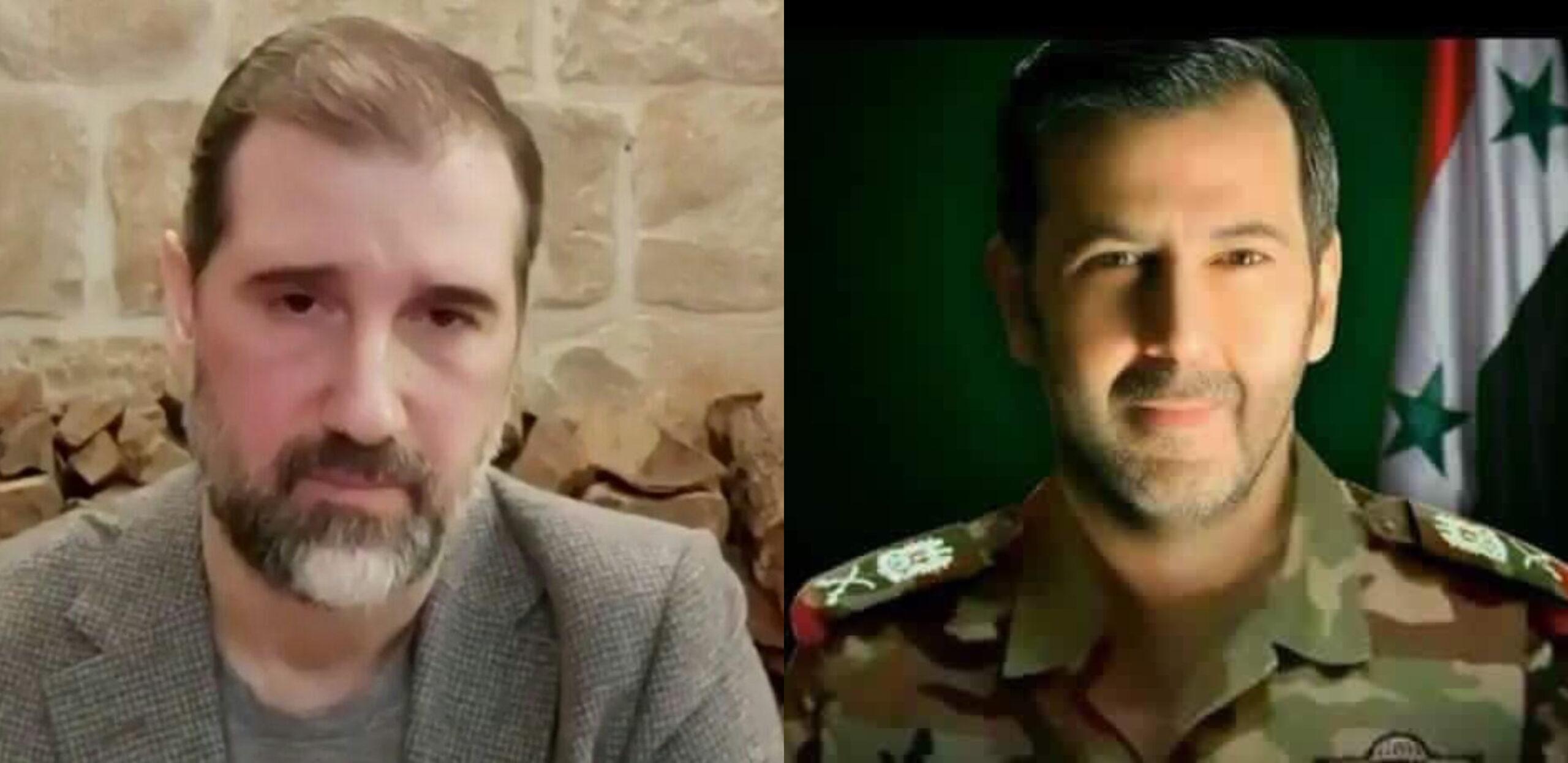 ماهر الأسد رامي مخلوف