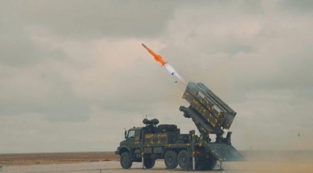 منظومة دفاع جوي تركية