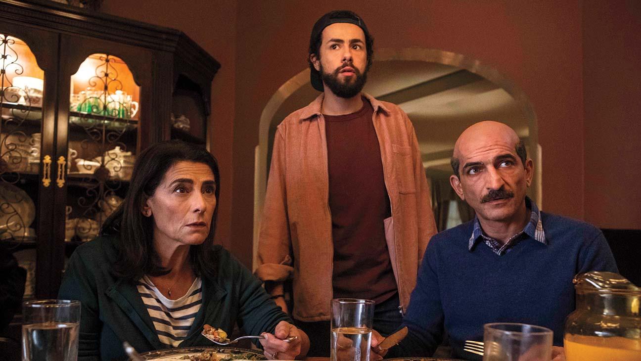 مسلسل رامي عمرو واكد