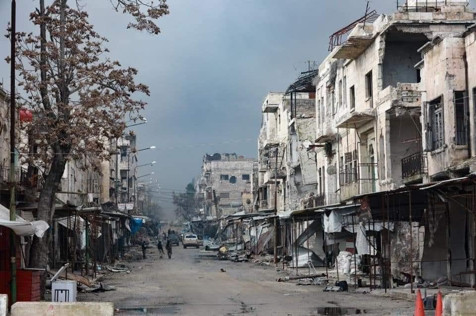 إدلب - منسقو الاستجابة - أرشيف