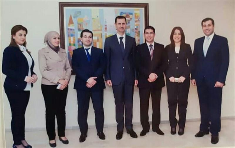 إعلاميو نظام الأسد - أرشيف