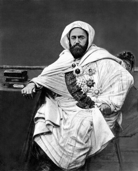 عبد القادر الجزائري