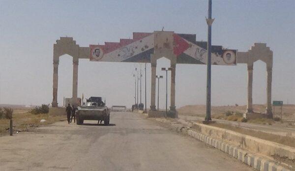 الحدود السورية العراقية - مواقع التواصل