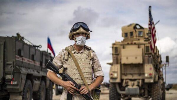 التواجد الأمريكي الروسي شرق سوريا - أرشيف