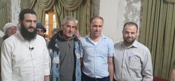 أبو محمد الجولاني - أرشيف