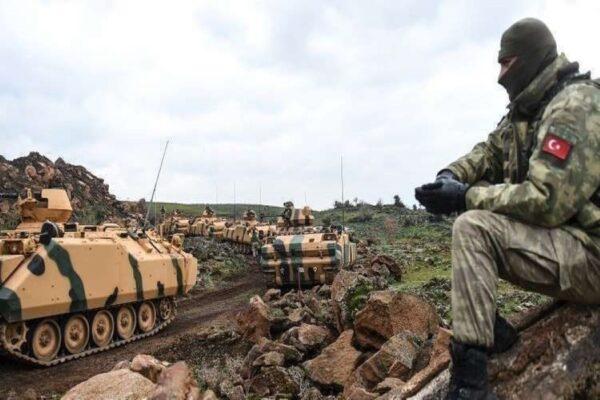 الجيش التركي في سوريا - أرشيف