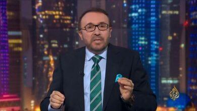 """Photo of مع استمرار الاحتجاجات الأمريكية.. فيصل القاسم: """"شو أخبار الحجر الصحي وكورونا؟"""""""