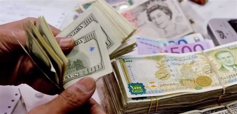 الدولار والليرة السورية - أرشيف