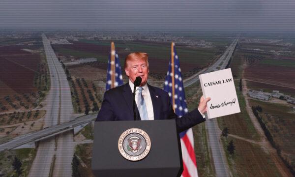 الرئيس الأمريكي وقانون قيصر - أرشيف