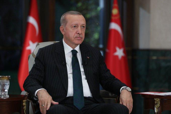 """Photo of بعد مكالمته مع ترامب.. أردوغان يكشف الخطوة القادمة في ليبيا.. ويتحدث عن """"ركلة"""" تودي بحفتر خارج الحل الليبي ويؤكد: سأتحدث مع بوتين"""