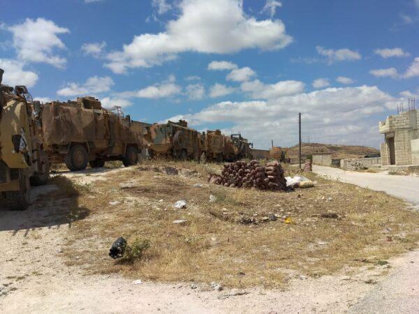 الشمال السوري - ريف إدلب