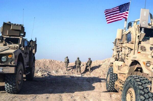 القوات الأمريكية في سوريا - أرشيف
