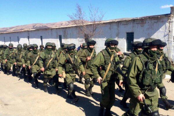 القوات الروسية في سوريا - أرشيف