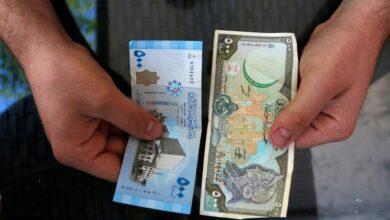 Photo of الليرة السورية تواصل الانخفاض وارتفاع للتركية مقابل الدولار الأمريكي