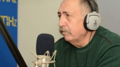 "Photo of ""بشار إسماعيل"" ينتقد روسيا ويعلق على قانون قيصر.. كلما تكلمت يقولون: بكرا بيشحطوك ""فيديو"""