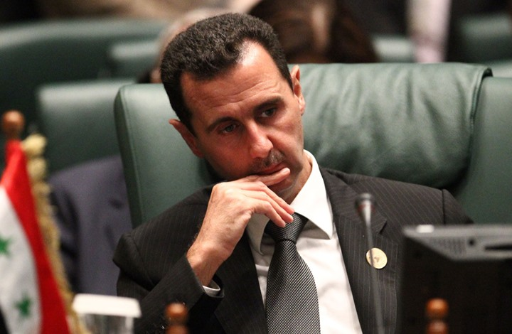بشار الأسد - وكالات
