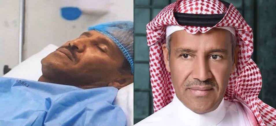 مرض خالد عبد الرحمن