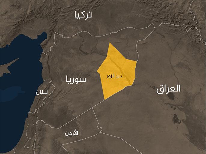 دير الزور - مصدر الصورة الجزيرة نت