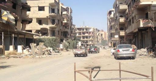 ريف دمشق - أرشيفية